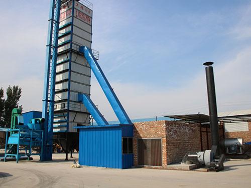 天然气烘干塔