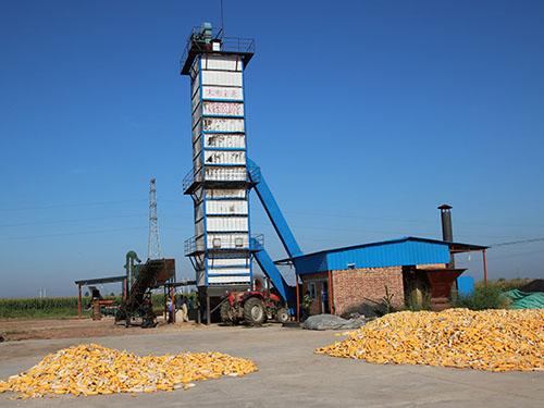 玉米烘干塔